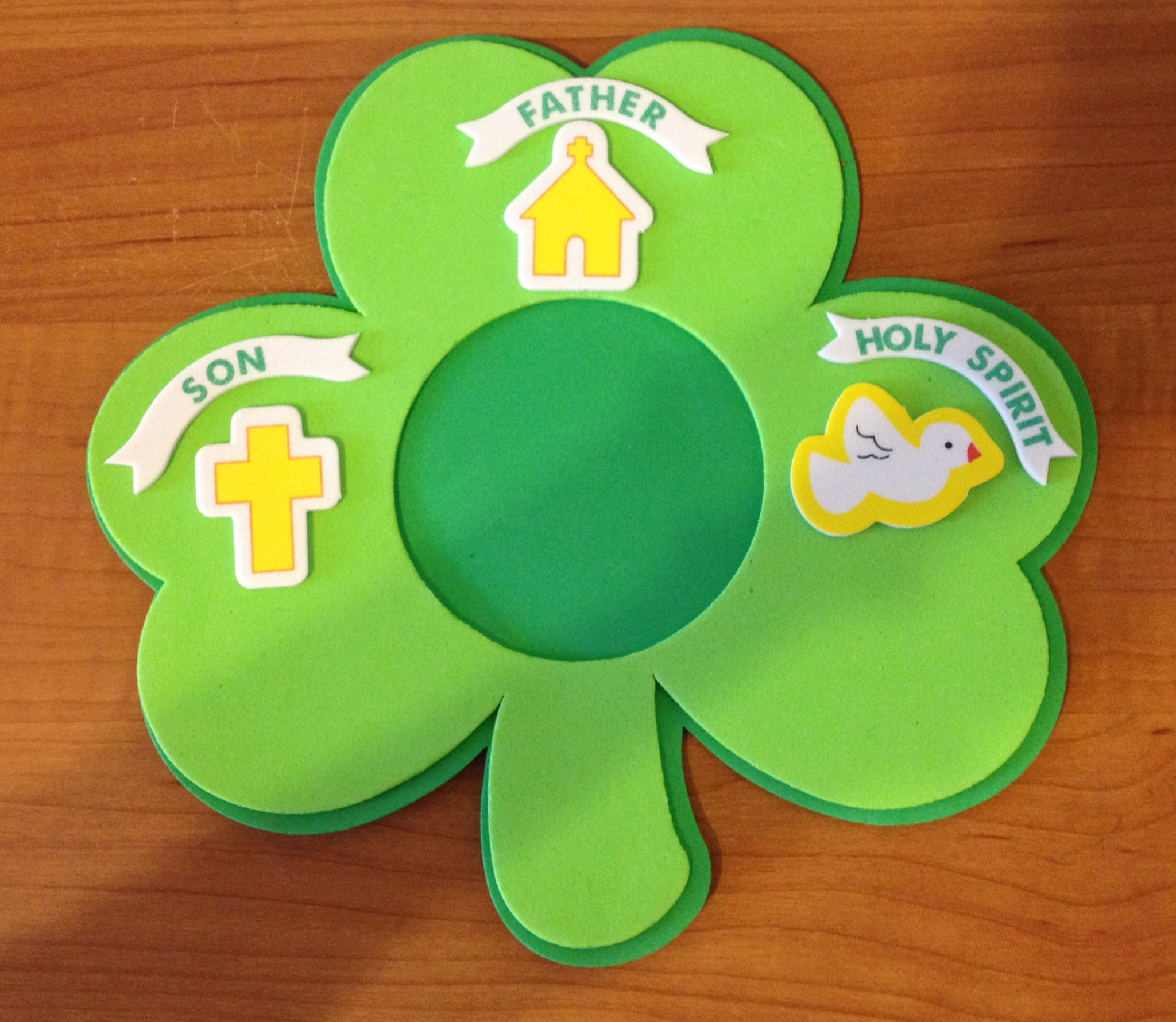 The Shamrock: A Symbol of the Trinity | Religious ...